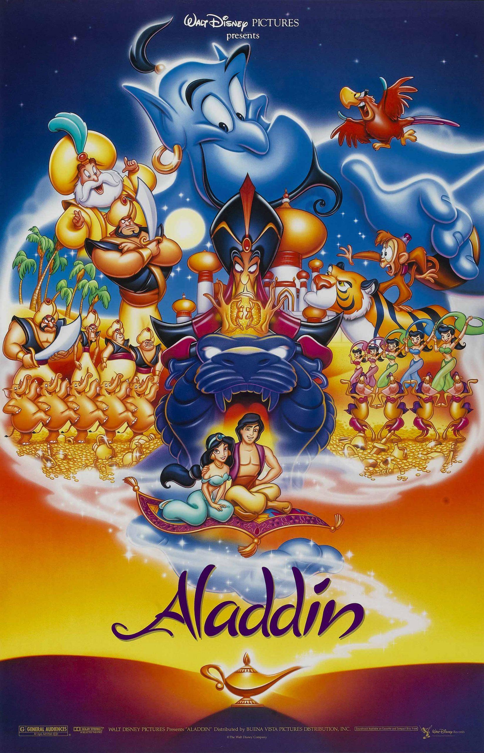 Aladdin (1992) | MouseMingle.com