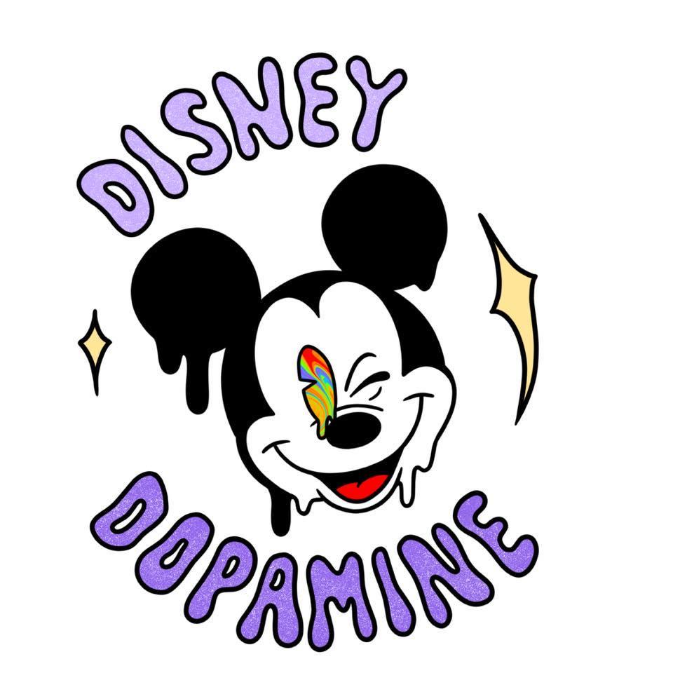 Disney Dopamine