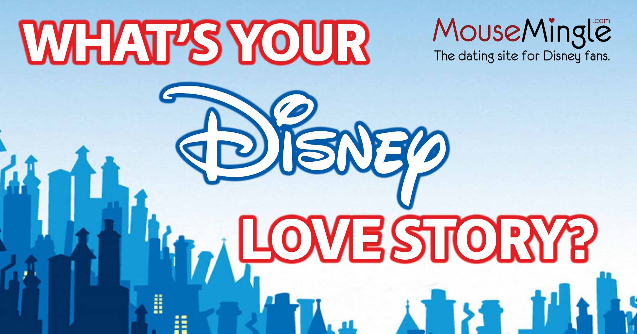 What's Your Disney Love Story