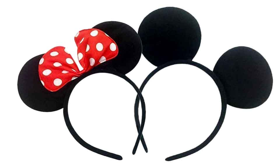 His and Hers Mouse Ears | MouseMingle.com